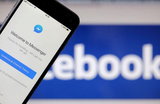 مسنجر بدون حساب فيسبوك