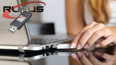 برنامج Rufus حرق ﻮﻳﻨﺪوز USB